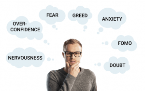 How to manage trading emotions properly